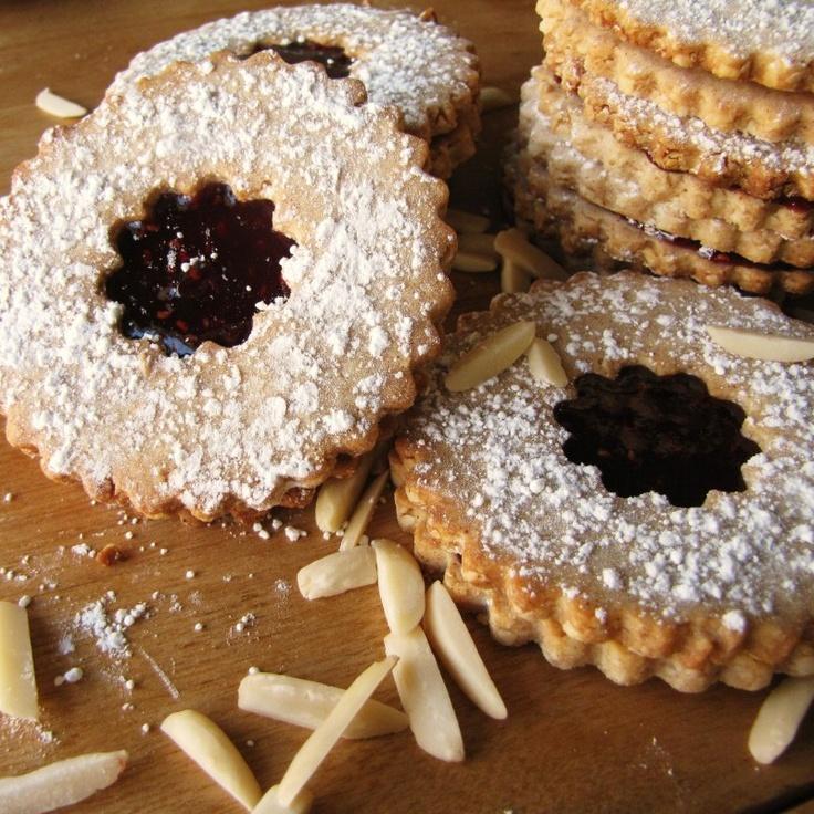 Linzer Cookies | Cookies - Linzer | Pinterest