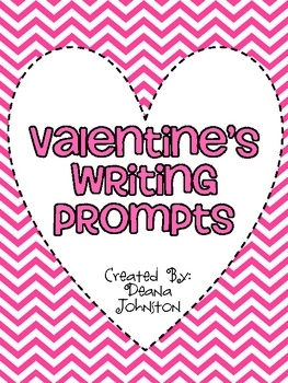 valentine day writing paper