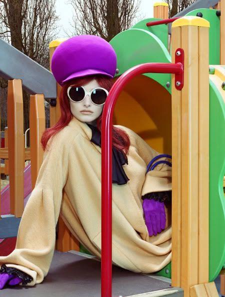 playground chic