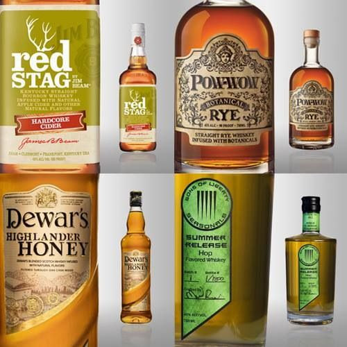 Flavored Whiskey Happy Hour It 39 S 5p Somewhere