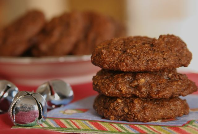 Soft Molasses Drop Cookies - totally clean and gluten/grain/sugar free ...