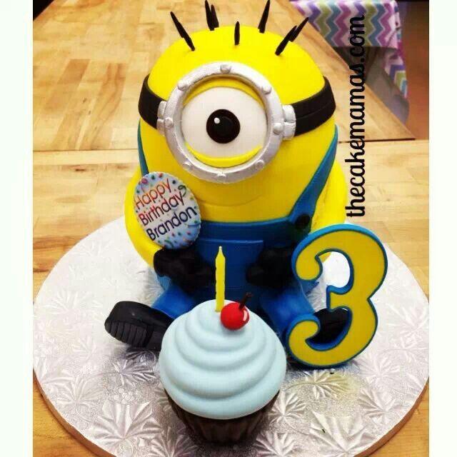 Minion Cake Design Pinterest : Pinterest: Discover and save creative ideas