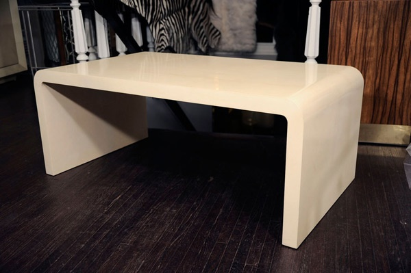 Parchment Water Fall Coffee Table Coffee Tables Pinterest
