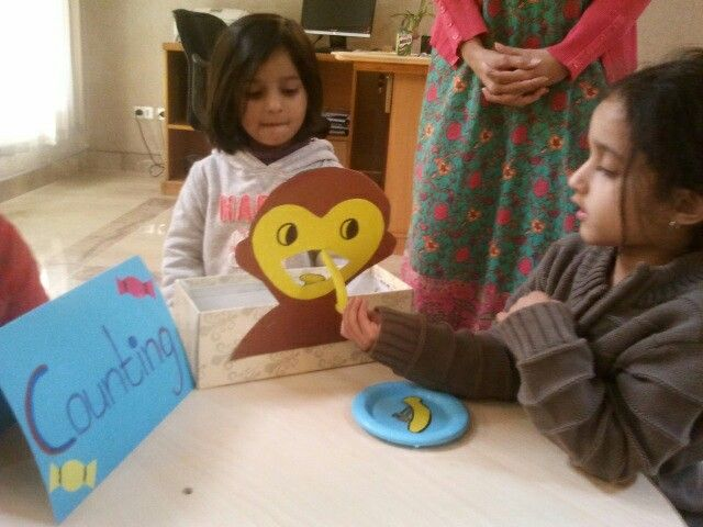 feed the monkey preschool crafts amp activities pinterest