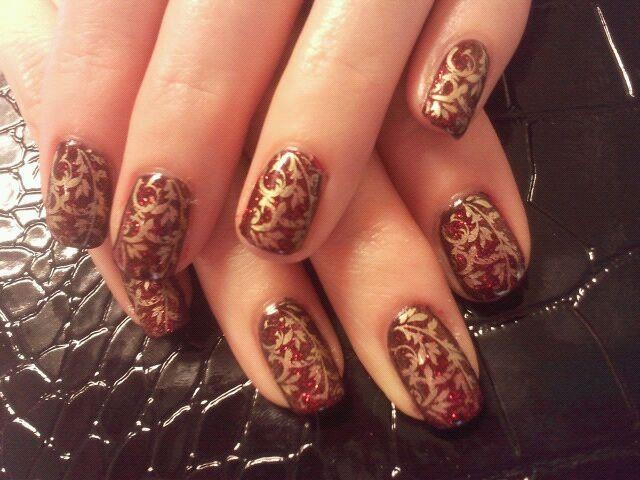 Artistic nails by Sheila in Sioux Falls! | My Style | Pinterest