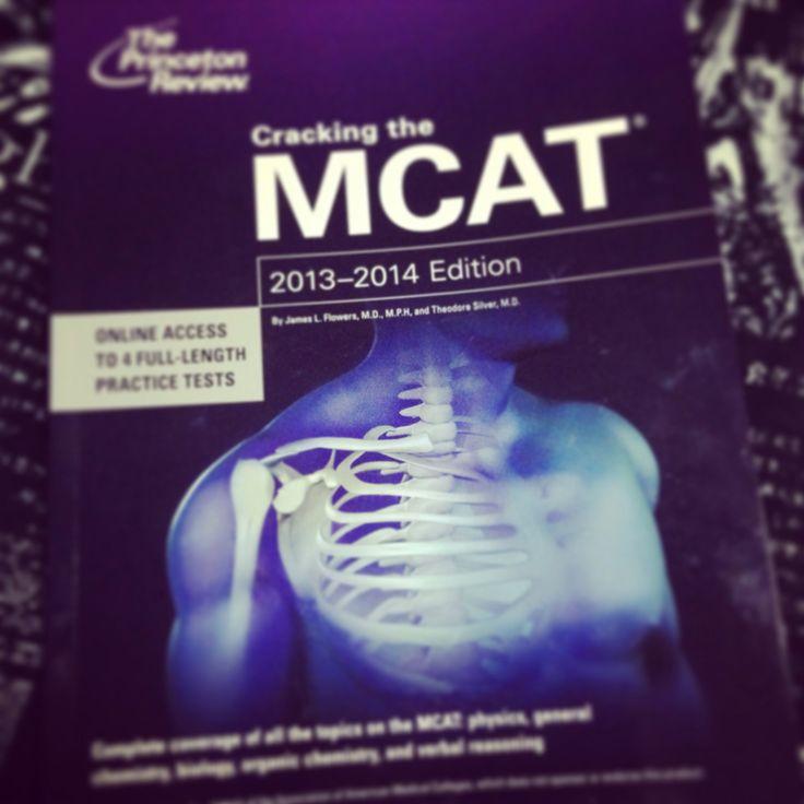used princeton review mcat books