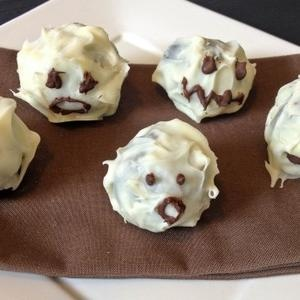 Spooky Cookie Truffles | Recipes | Pinterest