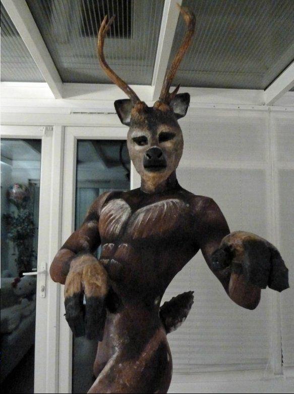 Half Man - Half Animal…Humanimal | Humanimal - Body ... - photo#3