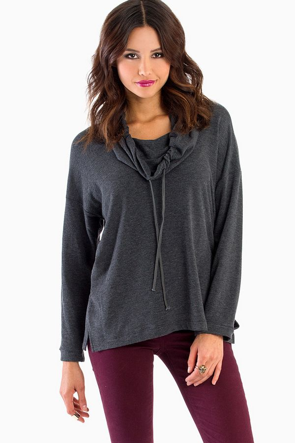 Neck Style Sweater