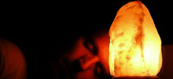 Salt Lamp Color Therapy : salt lamps.. I have three.. everyone should have in their home...Salt Crystal Lamp Color Therapy ...