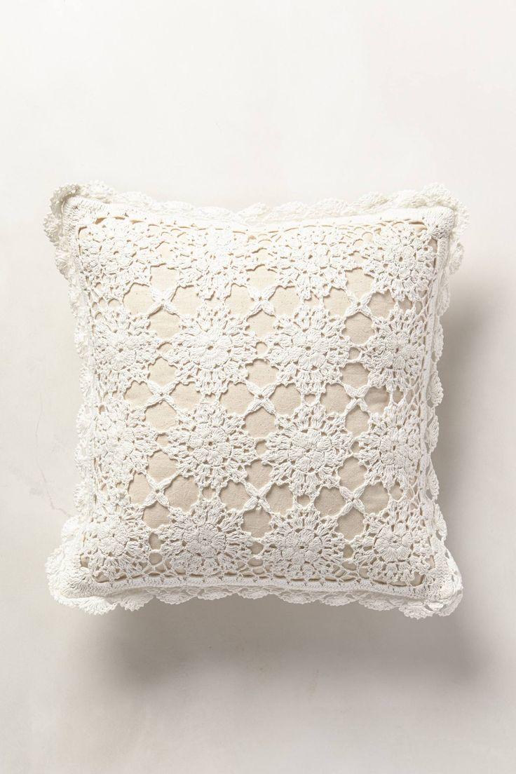 Crochet Pillow : crochet pillow