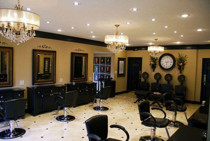 the one hair salon salon ideas pinterest