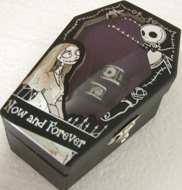 NIGHTMARE BEFORE CHRISTMAS RING SET | Nightmare!!!!! | Pinterest