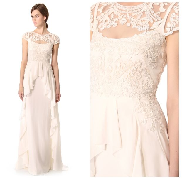 Temperley London Bluebell Wedding Dress From Shopbop