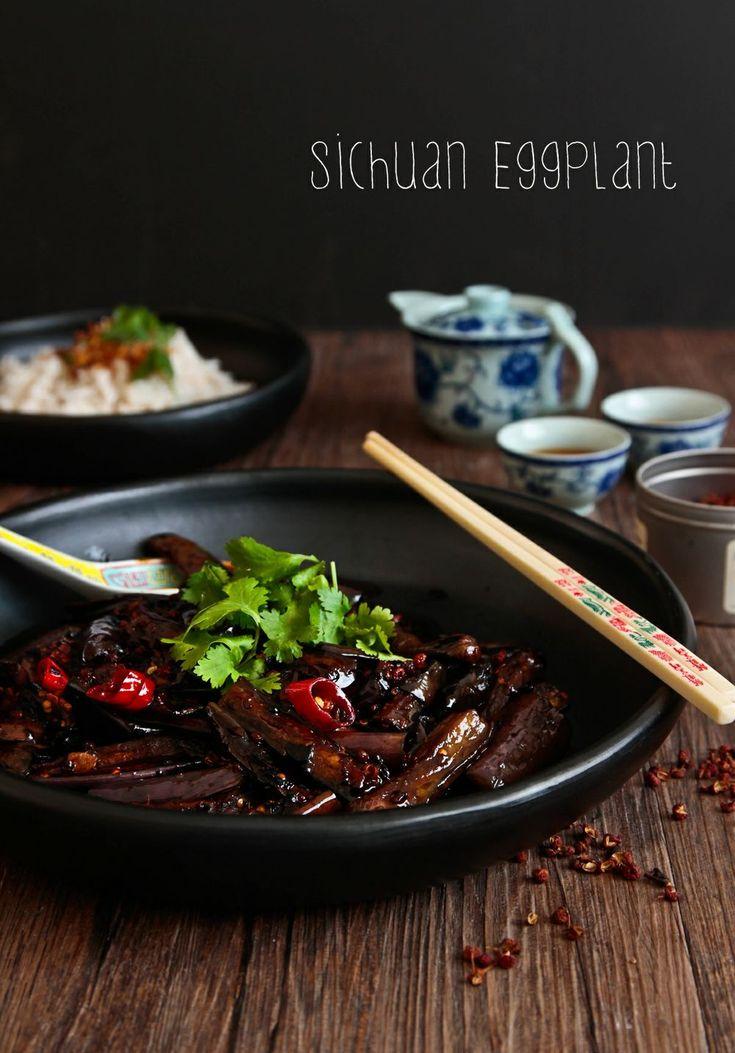Sichuan Eggplant Recipe — Dishmaps