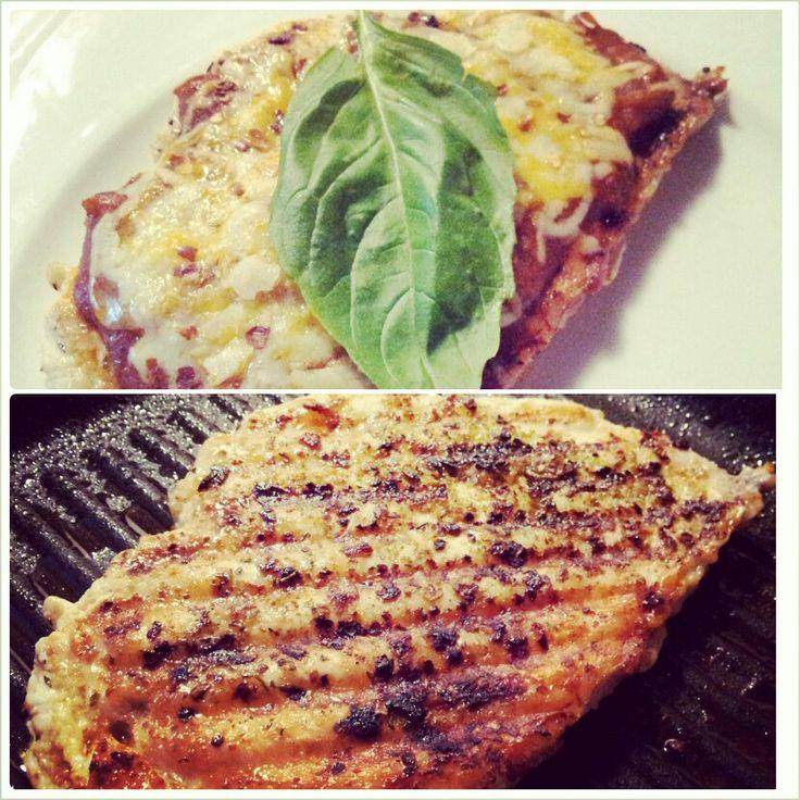 Grilled Chicken Parmesan | Recipes | Pinterest