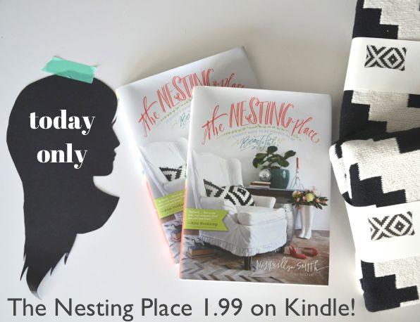 The Nesting Place ebook for 1.99 !! Labor Day Only!