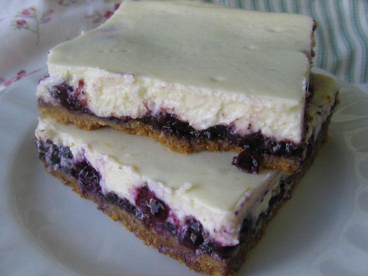 Easy Blueberry Cheesecake Bars | Tasty Kitchen: A Happy Recipe ...