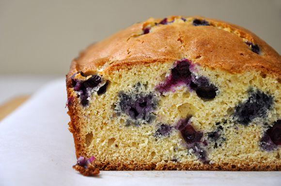 Blueberry Orange Juice Bread | Recipe