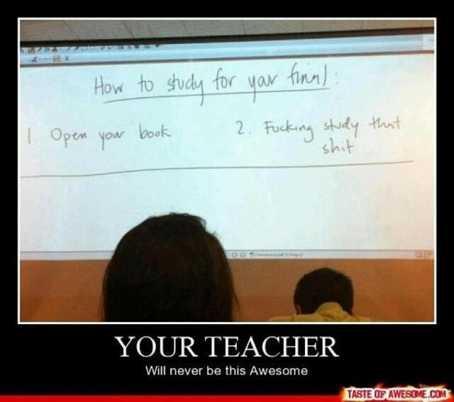 Studying for finals | Funny | Pinterest Studying For Finals Funny