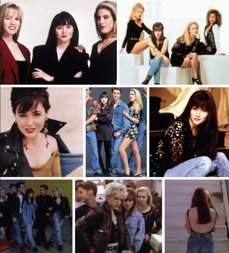 90210 90 39 S Fashion Icons 90s Nostalgia Pinterest