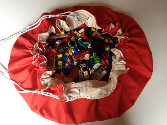 lego bag and toy storage bag toyzbag. Black Bedroom Furniture Sets. Home Design Ideas