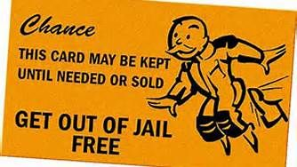 get out of jail free card clip art - Bing Images