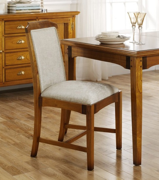 Upholstered Dining Chair Dining Chairs Pinterest