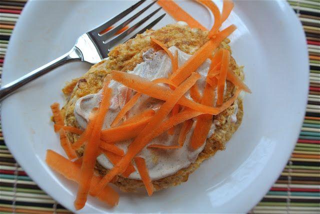 Carrot Cake Protein Pancakes | BreakFast. | Pinterest
