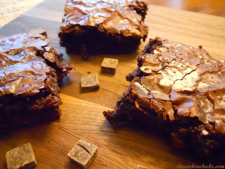 Fudgey Chocolate Brownies | Bars and Brownies | Pinterest
