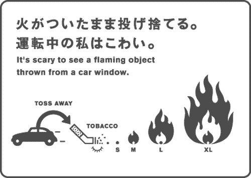 japanese no smoking signs graphics pinterest