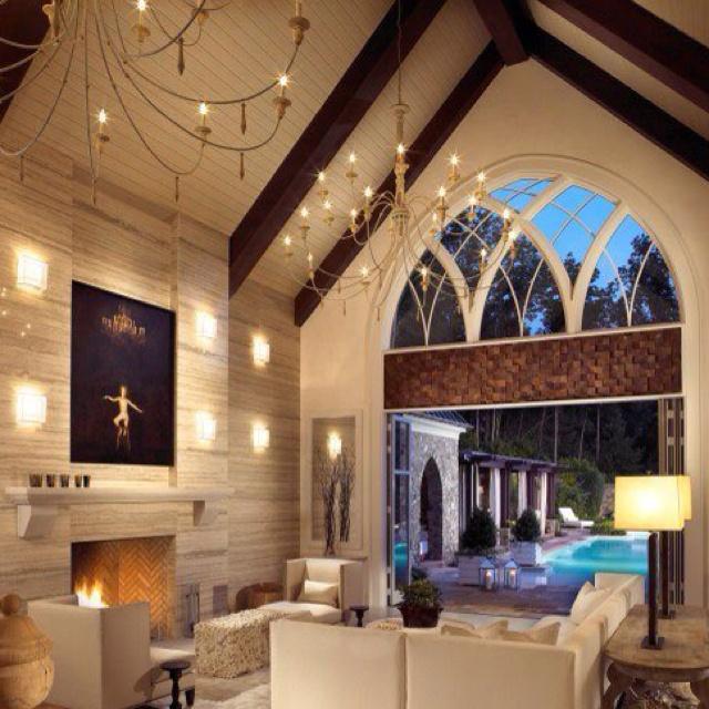 Converted Church Architecture Pinterest