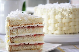 Dorie Greenspan's Perfect Party Cake | Cakes | Pinterest