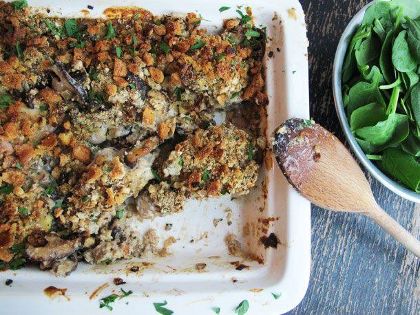 Seared Panzanella Chicken From 'Portland, Oregon Chef's Table' Re...