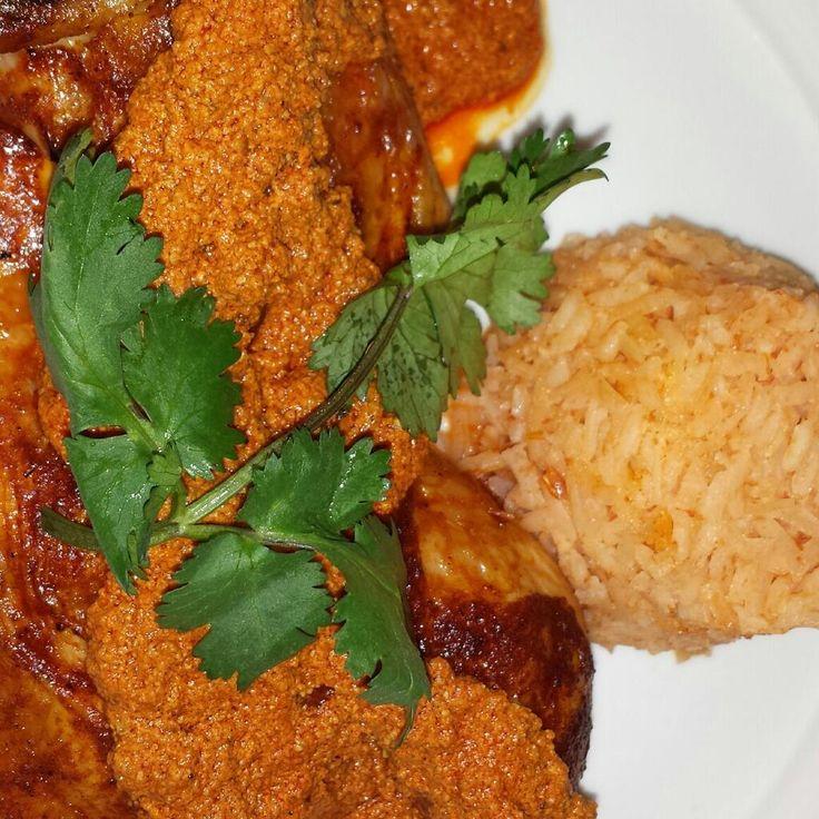 Pipian+Rojo La Parrilla - Pollo Pipian Rojo | Kansas City area food ...