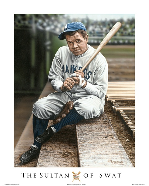 an analysis of babe ruth the sultan of swat The babe ruth birthplace museum is located at 216 emory street, a baltimore row house where ruth was born, and three blocks west of oriole park at camden yards, where the al's baltimore orioles play.