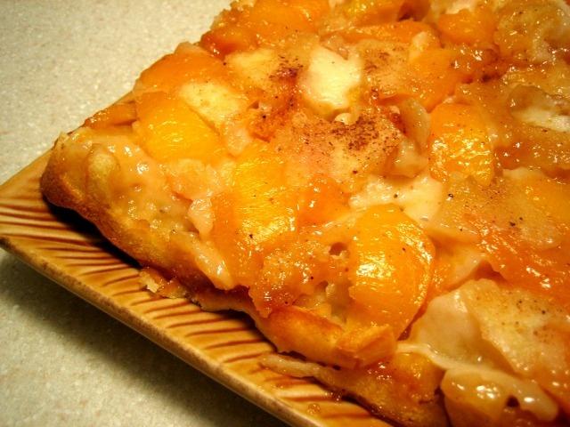 Peach Upside Down Cake | FOoOoOD | Pinterest