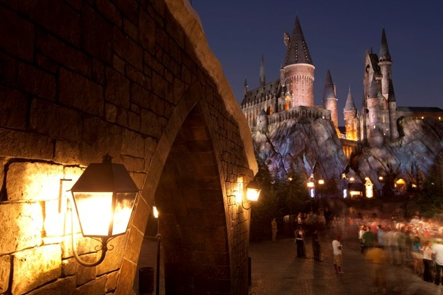 Harry Potter World...I will go here one day...