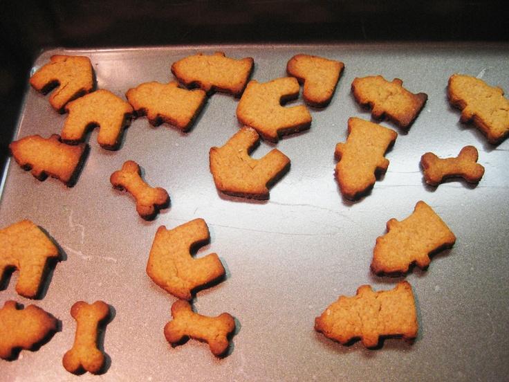 Homemade dog biscuits ... Homemade Dog Biscuits