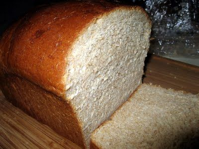 honey wheat bread! I will be trying this this weekend thanks @The ...