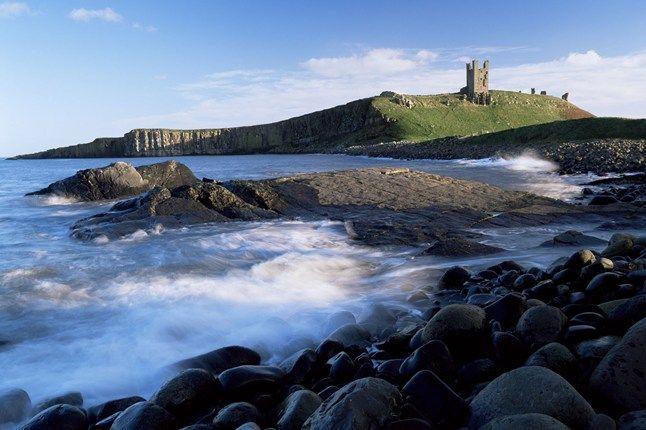 Embleton Bay, Northumberland. UK | Wanderlusting | Pinterest