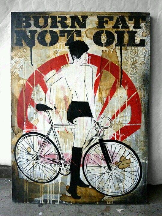 Burn fat cycling workouts
