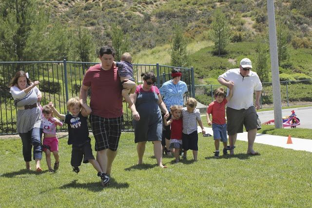 memorial day yard games