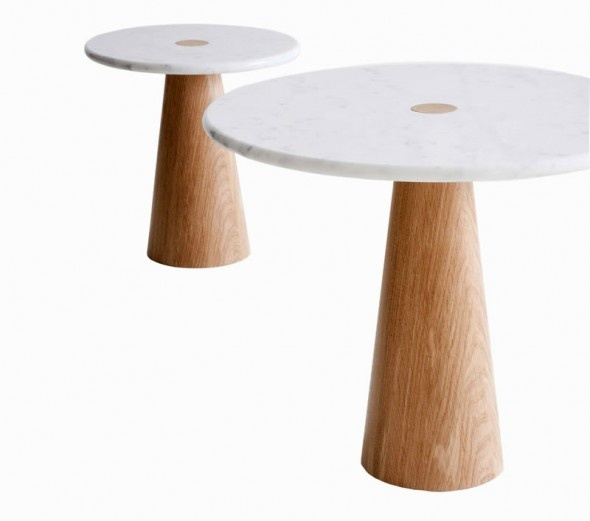 Sustainable Wood Furniture Design Terence Conran UK Brimstone Tables