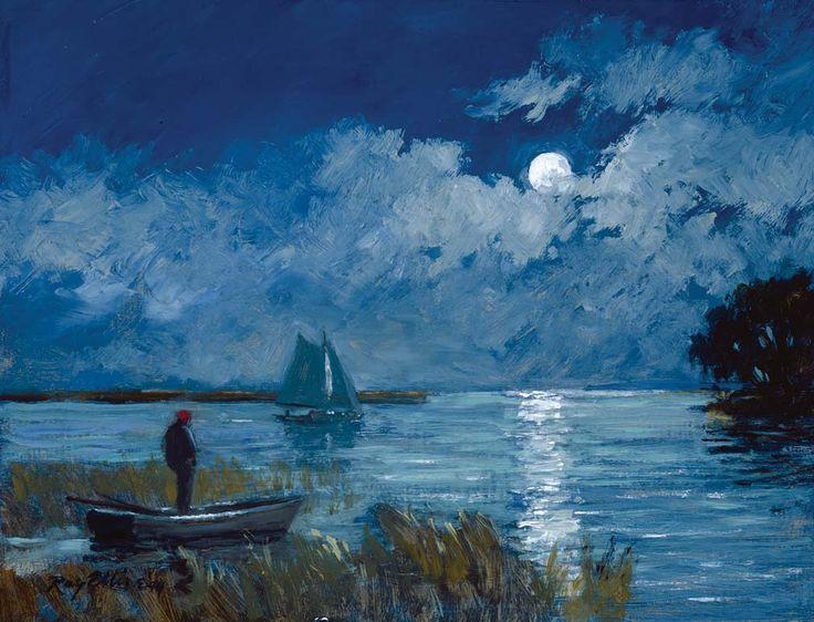 Moon River http://www.rayellis.com/Images/Prints/OffSet%2520Lithos ...
