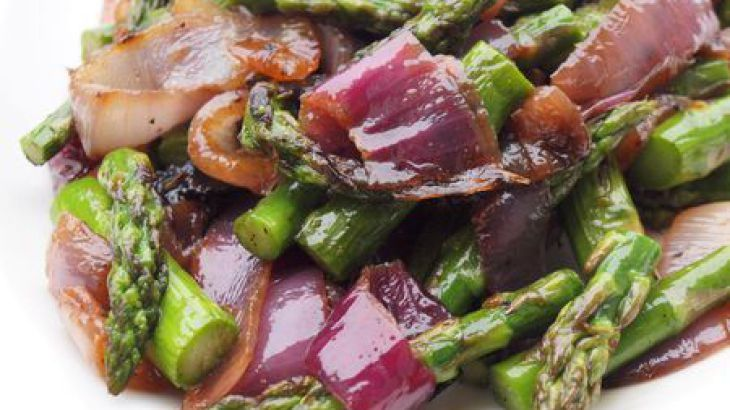 Grilled Asparagus | Side Dishes | Pinterest