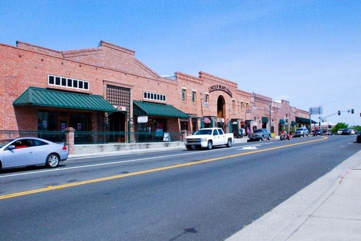 lincoln california up and coming small towns