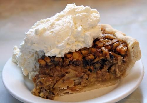 Maple Walnut Pie. If you are not into pecan pie, you might like this ...