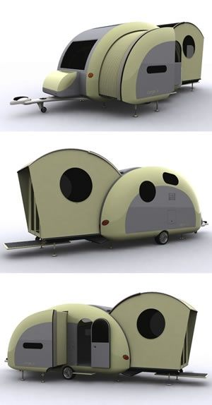concept | You call that an RV? | Pinterest
