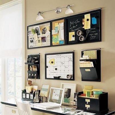 Home Office  via: dominos-carier.blogspot.com